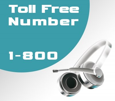 Nice Toll Free 800 Number
