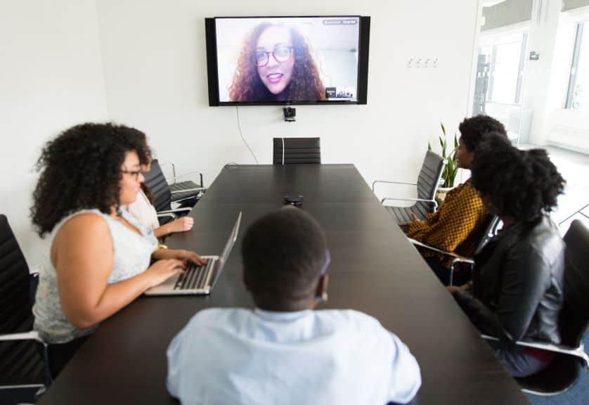 5G VoIP Video Conversation