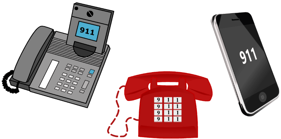 Alternative Methods for Placing Emergency Calls