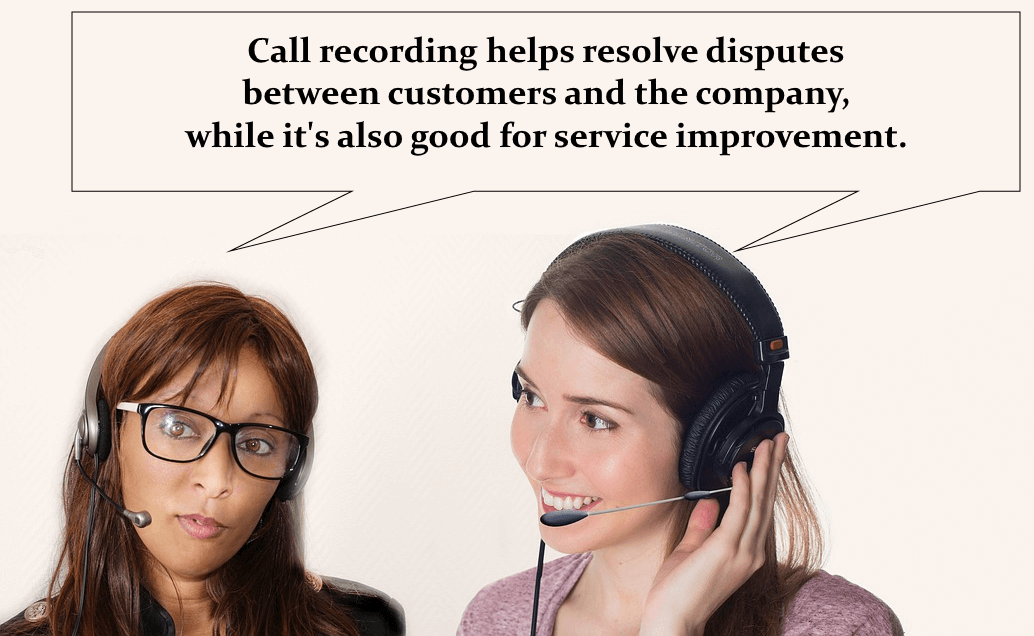 Benefits of Call Recording