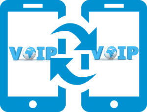 Intelligent Call Transferring With VoIP