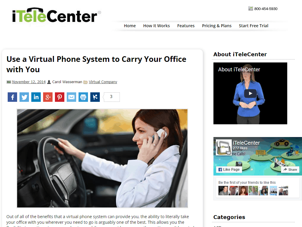 iTeleCenter's Blog