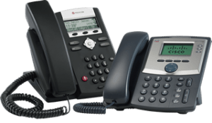 Jive VoIP desktop phones