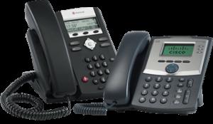 Jive VoIP desktop phones