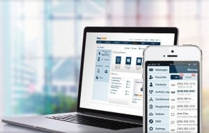 RingCentral calls on mobile and desktop