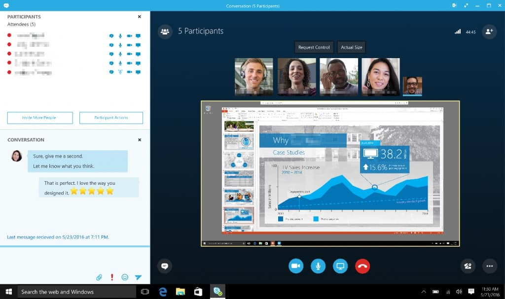 Skype for Business with Microsoft Office 365