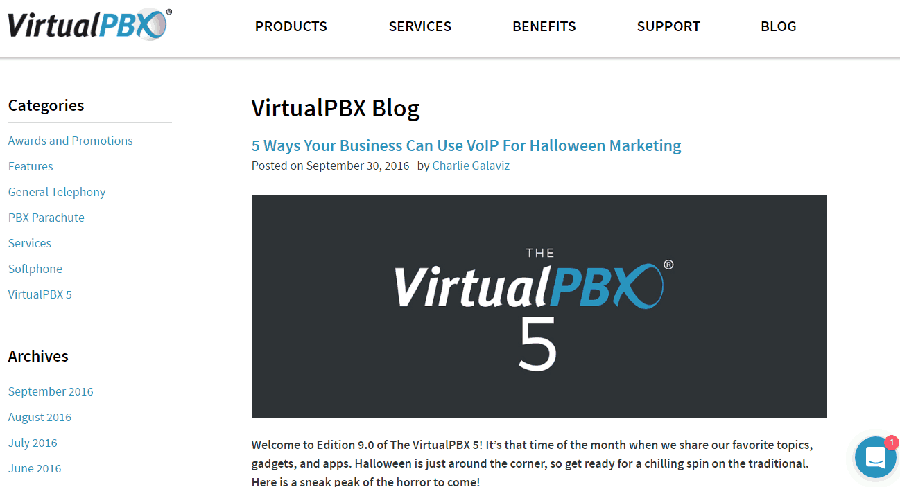 VirtualPBX's Blog