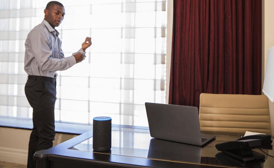 Using Alexa for Managing VoIP Calls