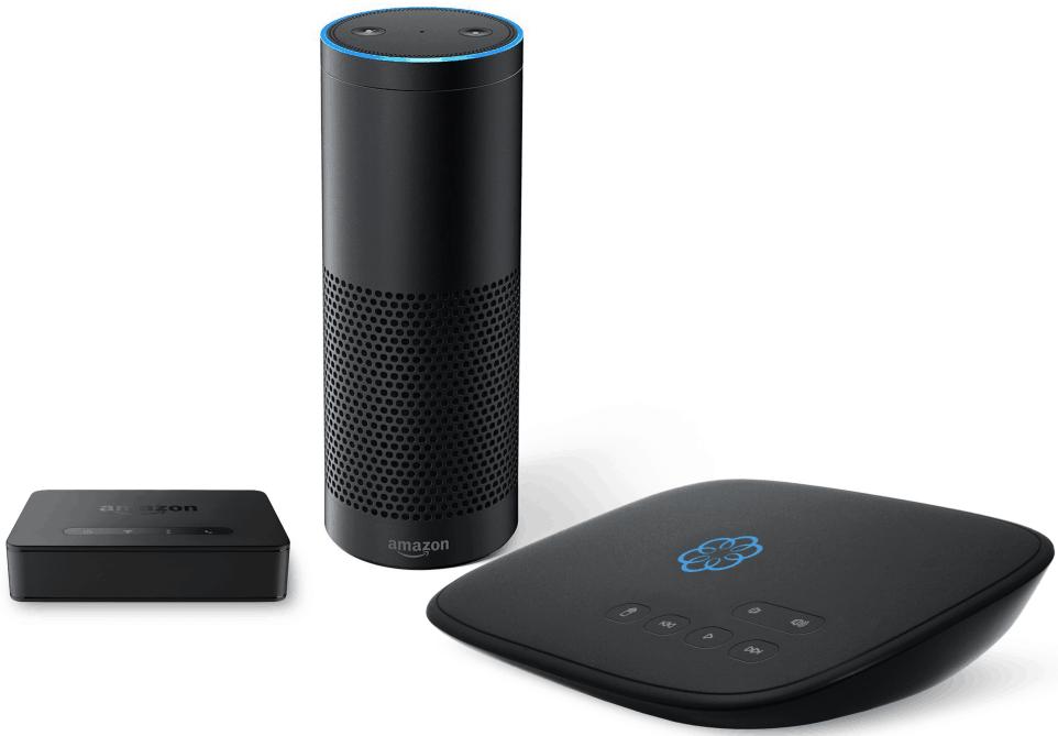 Amazon's Alexa and Ooma Telo