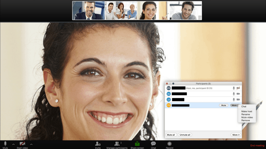 VoIP Business Conferencing
