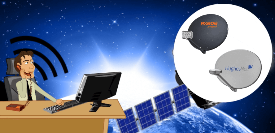 VoIP-Compatible Satellite Internet Providers