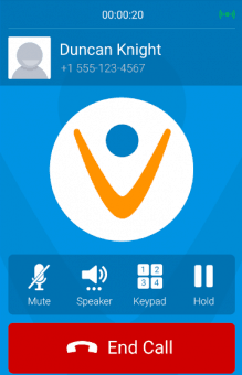 Placing a Call From Vonage Home Extensions